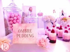 sweets served at Nine West Spring 2016 Collection Preview