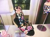 nine west floral shoes spring 2016