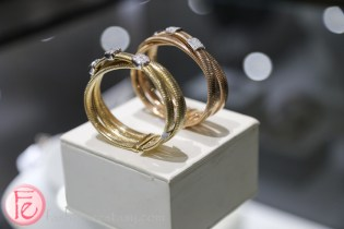 gold bracelets samuel kleinberg jewellers 2016 jewellery collection