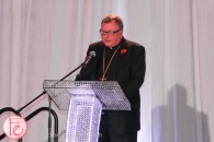 Bishop John A. Boissonneau silver ball 2015 in support of providence healthcare