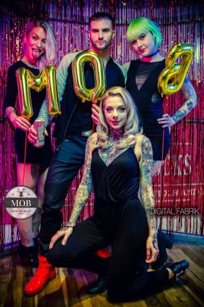MOB men of beards movember party 2016