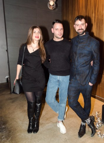 Designers Andrew Coimbra and Joao Paulo Guedes