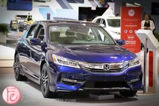 2016 Honda Civic canadian international auto show