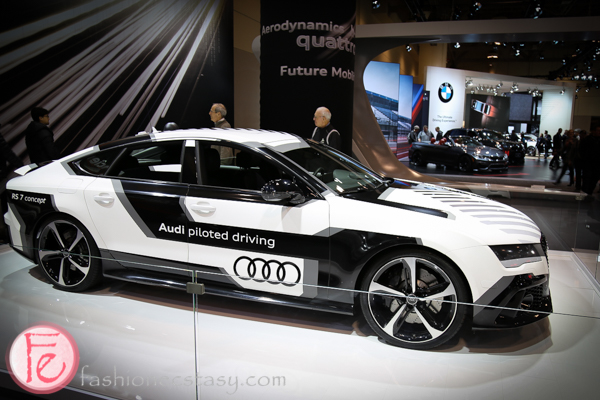 Audi RS7 canadian international auto show 2016