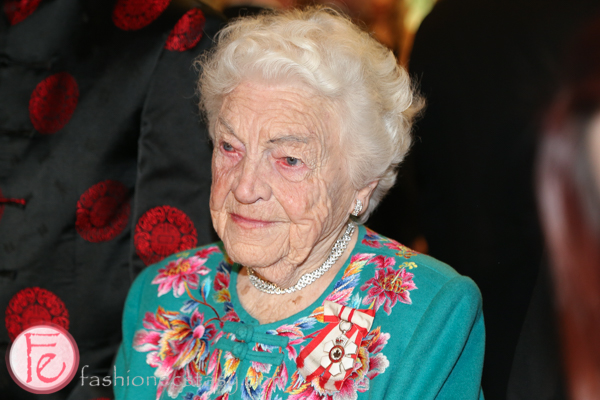 hazel mccallion at dragon ball 2016 gala yee hong community wellness foundation