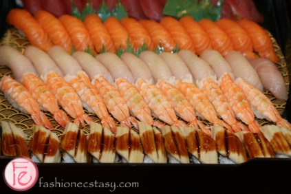 sushi at dragon ball 2016 yee hong