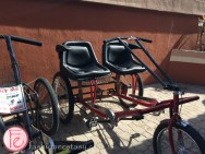 dual trikke hollywood beach florida