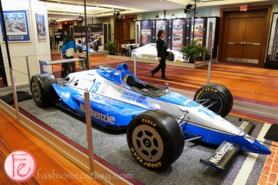 canadian international auto show Indy 500