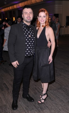 Jorge Joao and Cindy Duplantix