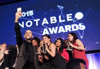 2015 notable awards Julian Brass with National Winners