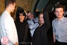 katie gallagher fw16 veiled launch party django