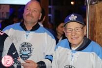 Johnny Bower sickkids bubble hockey night 2016