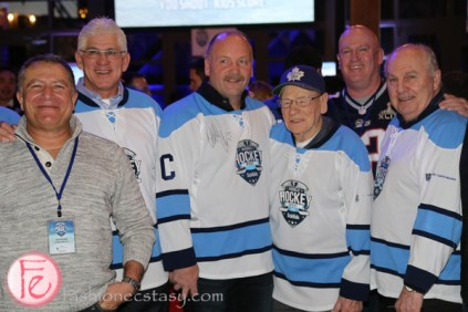 bubble hockey night for sickkids 2016 nhl alumni