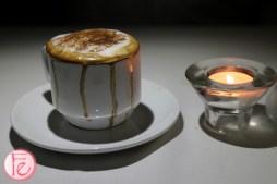 cappuccino at tool restaurant