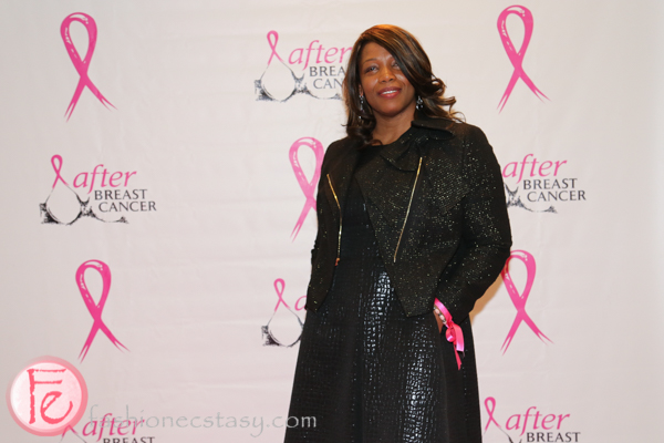 Alicia Vianga, founder of After Breast Cancer