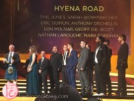 Hyena Road, winner of the Canadian Screen Awards 2016 at the Broadcast Gala