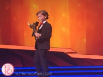 Jacob Tremblay Canadian Screen Awards 2016 Best Performance by an Actor in a Leading Role winner