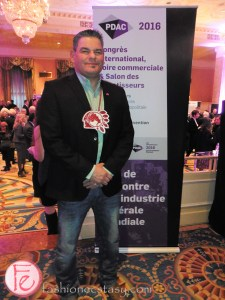 Isadore Day pdac convention 2016