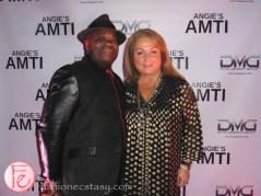 Lou Seymour and Angie Sakla-Seymour
