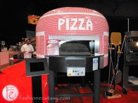 pizza oven at restaurants canada show 2016