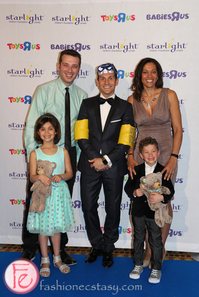 Rick Campanelli starlight children's foundation gala 2016
