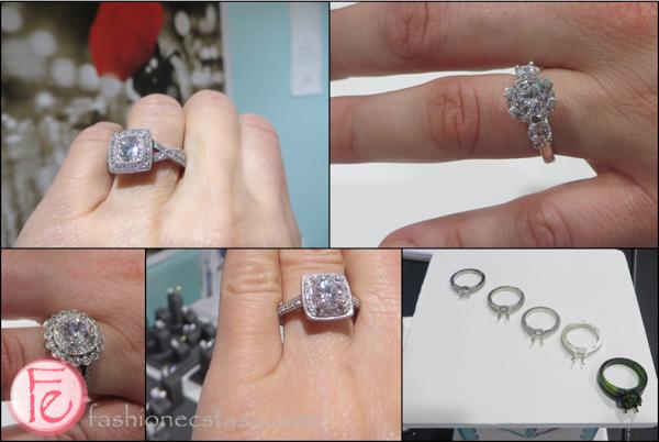 Livia Diamonds on hand