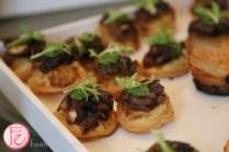 terroir symposium 2016 Mushroom Tarte Tatin