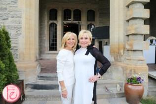 Mary Litwin and Nancy Pencer wonderful woman gala