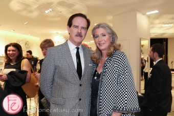black white and diamonds gala mount sinai health foundation saks fifth avenue