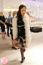 black white and diamonds gala in support of mount sinai at saks fifth avenue