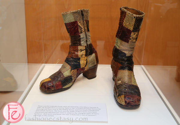 bata shoe museum Marco Sassone: His Boots and Other Works