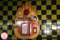 smoke's burritorie Death Sauce Challenge