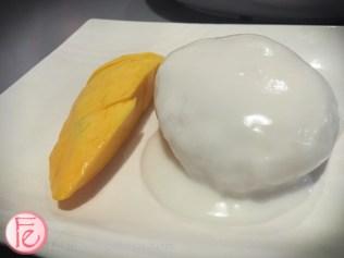 mango sticky rice salad king