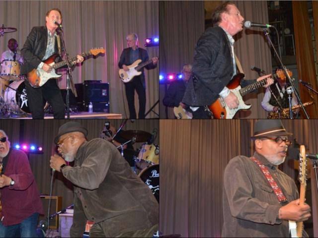 Canal Bank Shuffle Blues Festival.