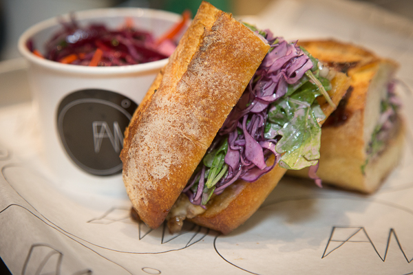 FAMO Sandwich Creations-The Farmer-