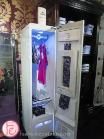 LG Styler clothing care/refreshener