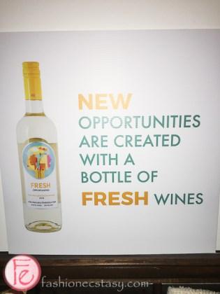 iYellow Wine Fresh Fridays FRESH Wines TASTING