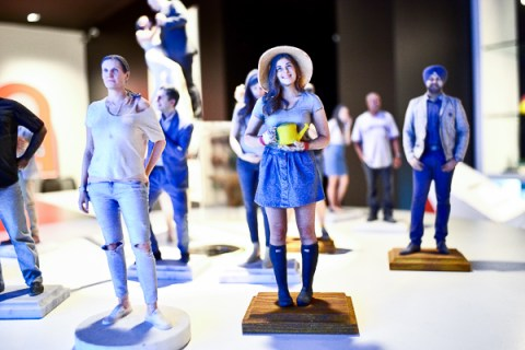 THE PRINTING HOUSE (TPH) 3D SELFIE EXPERIENCE