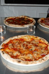 Lambretta Pizzeria and Wine Bar toronto tasting review