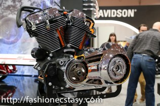 Harley Davidson's new engine the Milwaukee Eight
