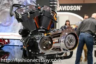 Harley Davidson's new engine the Milwaukee Eight