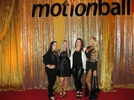 motionball 2017 gala Special Olympics Canada Foundation