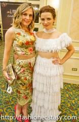 Tara Spencer-Nairn and Lara Jean Chorostecki Starlight Children's Foundation Gala canada 2017