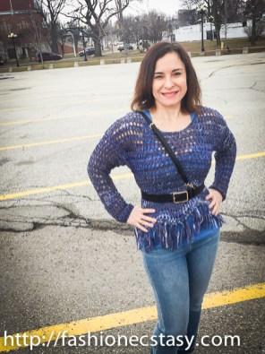 Heldin CrossBody belt fashion review