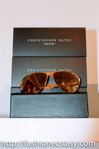 Christopher Bates sunglasses