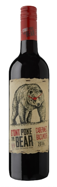 D'Ont Poke the Bear red wine via