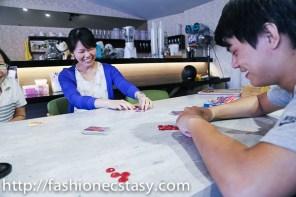 Geschenk's board game Lazyday Tainan english friendly restaurant