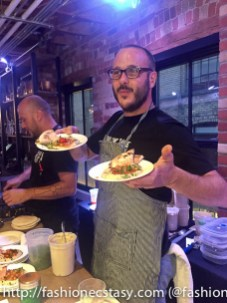 Chef Anthony Rose Restaurants for Change 2017 toronto