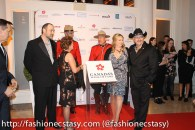 Canada's Walk of Fame Stompin' Tom Connors family