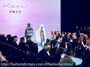 Xian Wany Fall/ Winter 2018 Collectio n- Vein at TOM* Toronto Men's Fashion Week 2018